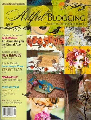 Artful Blogging Cover