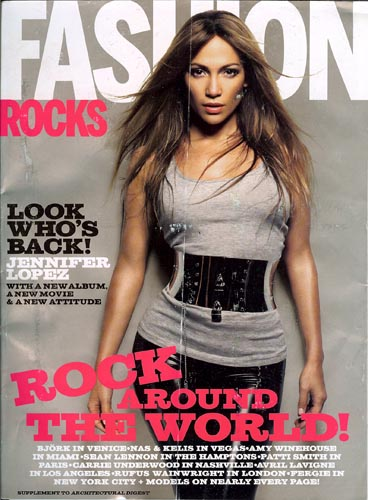 Fashion Rocks Cover
