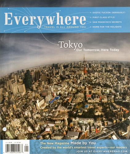 Everywhere Magazine