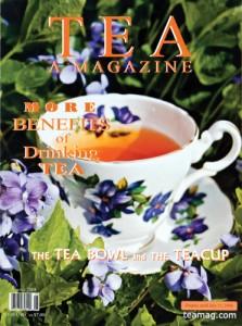 Tea: A Magazine